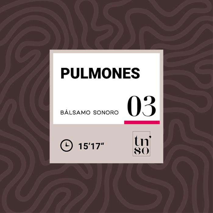 TNSO miniatura Bálsamo Sonoro 03 Pulmones