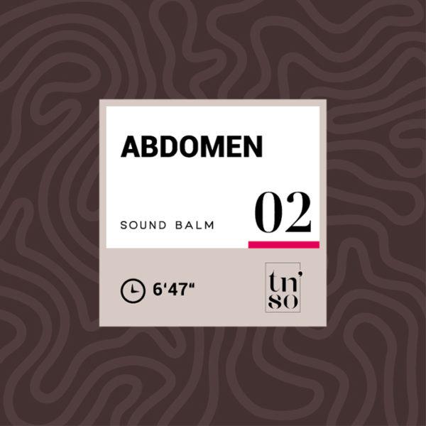 TNSO thumbnail Sound Balm 02 Abdomen